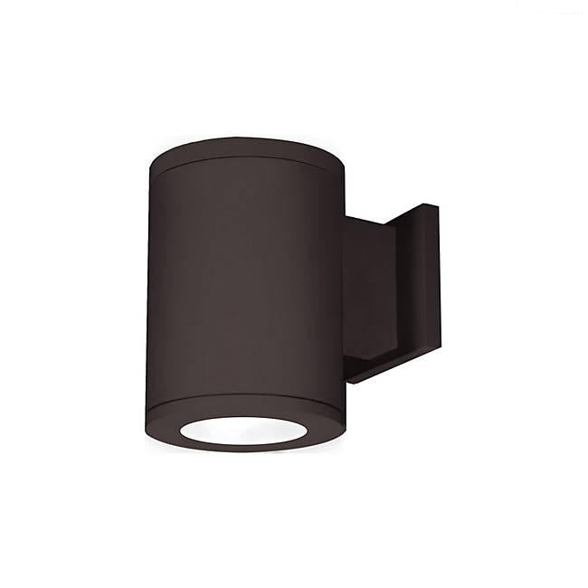 "Tube 5"" Architectural LED Wall Light - Bronze Finish"