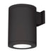 "Tube 8"" Architectural LED Wall Light - Black Finish"