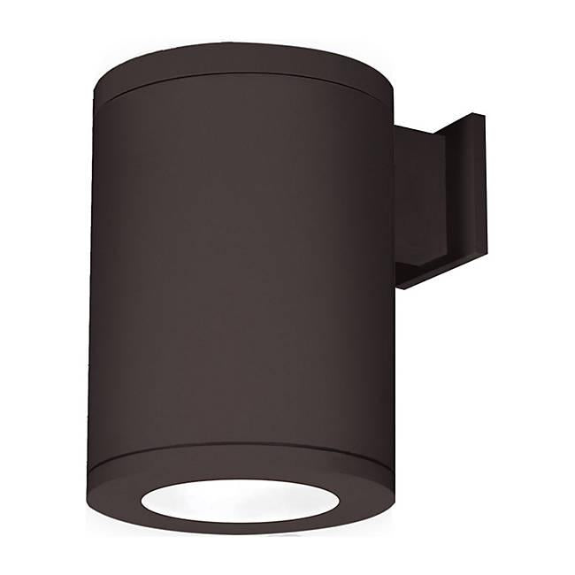 "Tube 8"" Architectural LED Wall Light - Bronze Finish"