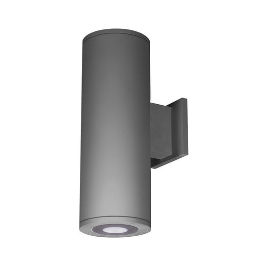 "Tube Architectural 5"" Ultra Narrow Double Wall Mount - Graphite Finish"