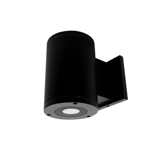 "Tube Architectural 5"" Ultra Narrow Single Wall Mount - Black Finish"