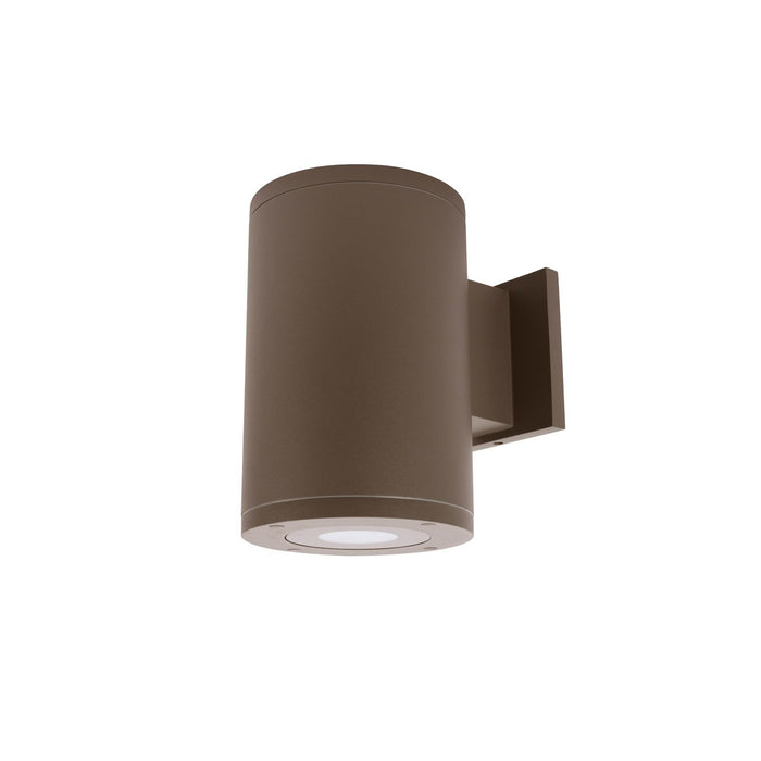 "Tube Architectural 6"" Ultra Narrow Single Wall Mount - Bronze Finish"