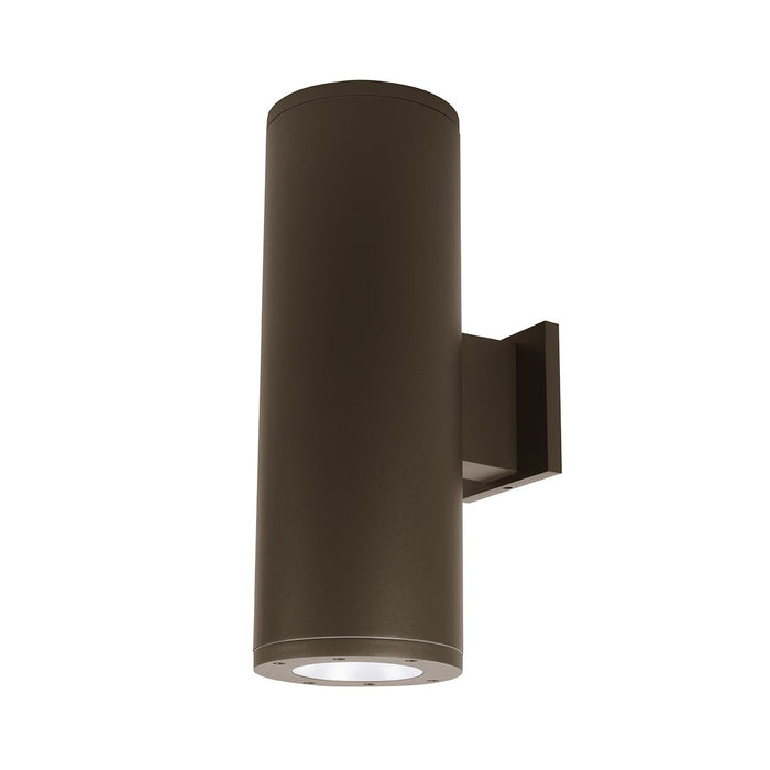 "Tube Architectural 8"" Double Wall Mount - Bronze Finish"