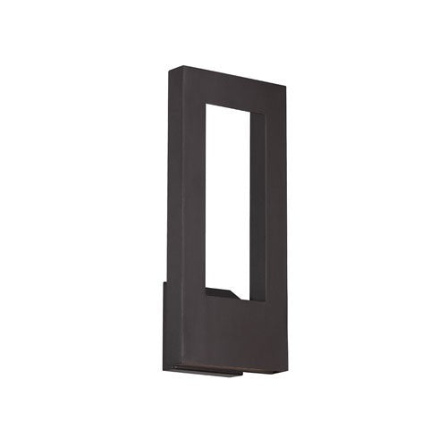 "Twilight 16"" Outdoor Wall Light - Bronze"