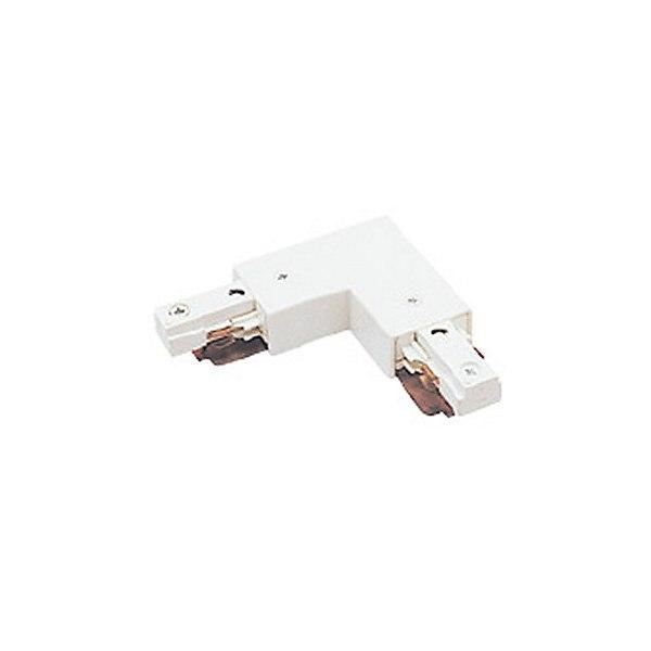 Two Circuit L Connector - Right Hand Polarity