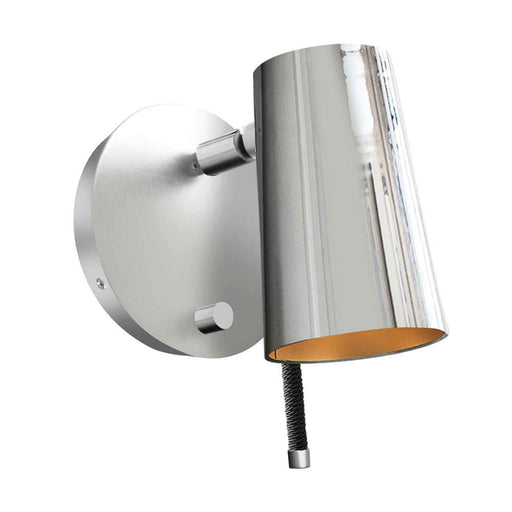 Up Wall Sconce - Chrome Finish