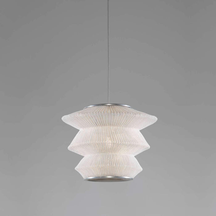 Ura 3 Pendant Light - White