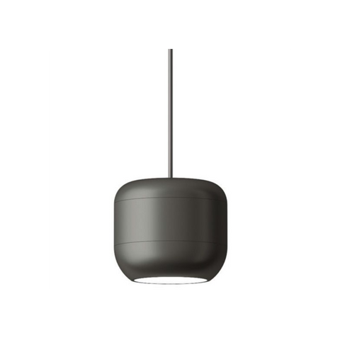 Urban Small LED Mini Pendant Light Matte Black