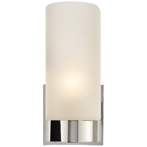 Urbane Sconce - Polished Nickel Finish