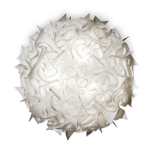 Veli Large Ceiling/Wall Light - Opal Finish