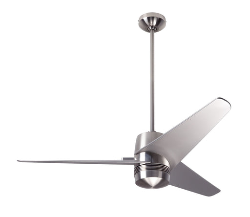 Velo DC Ceiling Fan - Nickel Blades (No Light)