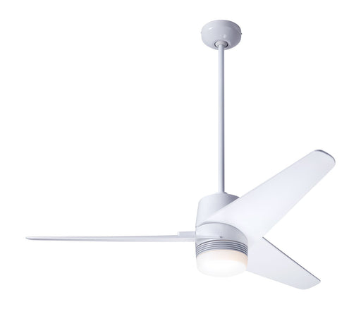Velo DC Ceiling Fan - White Blades (LED Light)