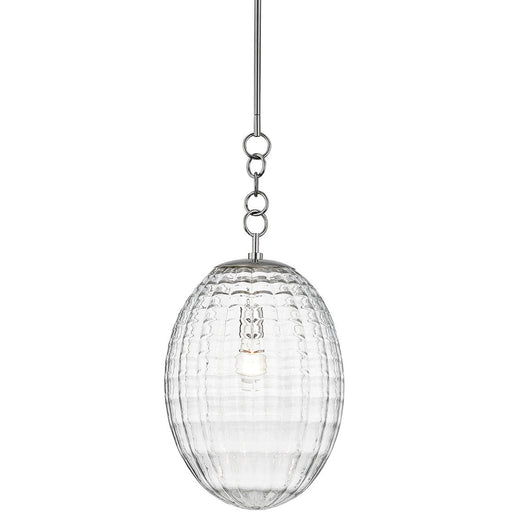 Venice Large Pendant - Polished Nickel