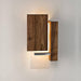 Vesper LED Sconce - Oiled Walnut Finish