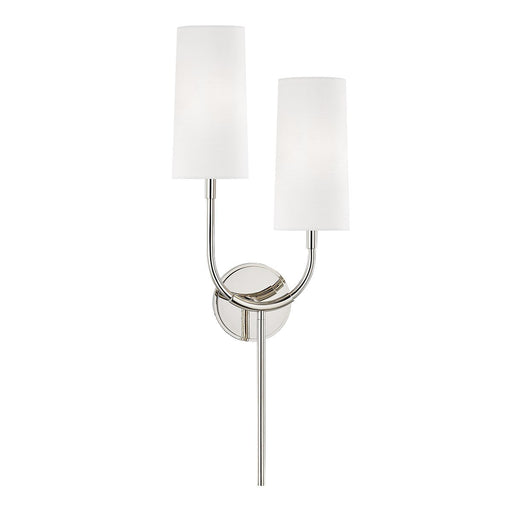 Vesper Wall Sconce - Polished Nickel