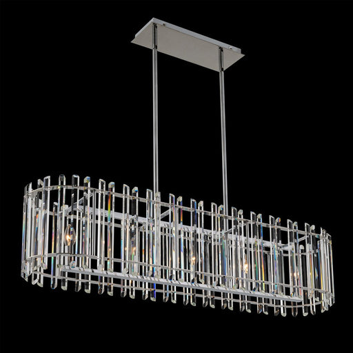 Viano Linear Suspensions - Polished Chrome Finish