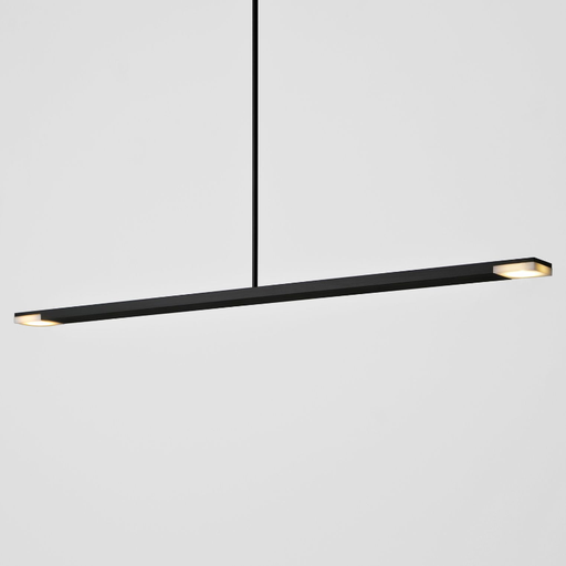 Virga LED Pendant Light - Black Anodized