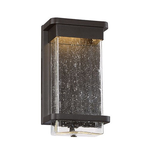 Vitrine 12 Inch LED Outdoor Wall Light - Bronze Finish
