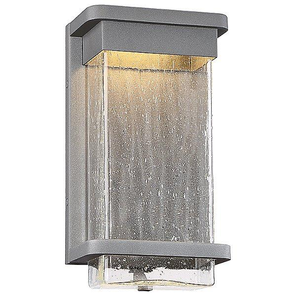 Vitrine 12 Inch LED Outdoor Wall Light - Graphite Finish