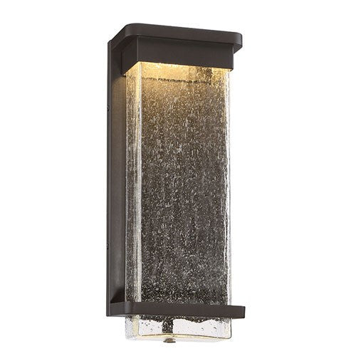 Vitrine 16 Inch LED Outdoor Wall Light - Bronze Finish