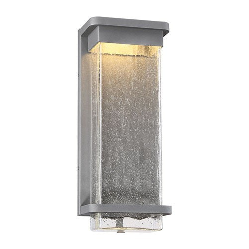Vitrine 16 Inch LED Outdoor Wall Light - Graphite Finish