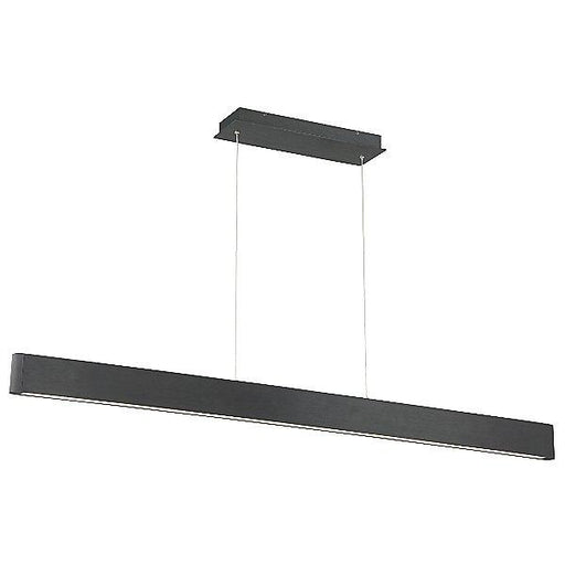 Volo LED Pendant Light - Brushed Black