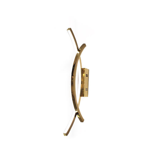 Wall Sconce - Gold Finish