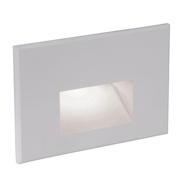 WL-LED101 Step And Wall Light - White Finish