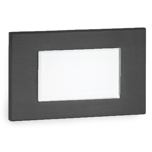 WL-LED130 Step Light - Black Finish