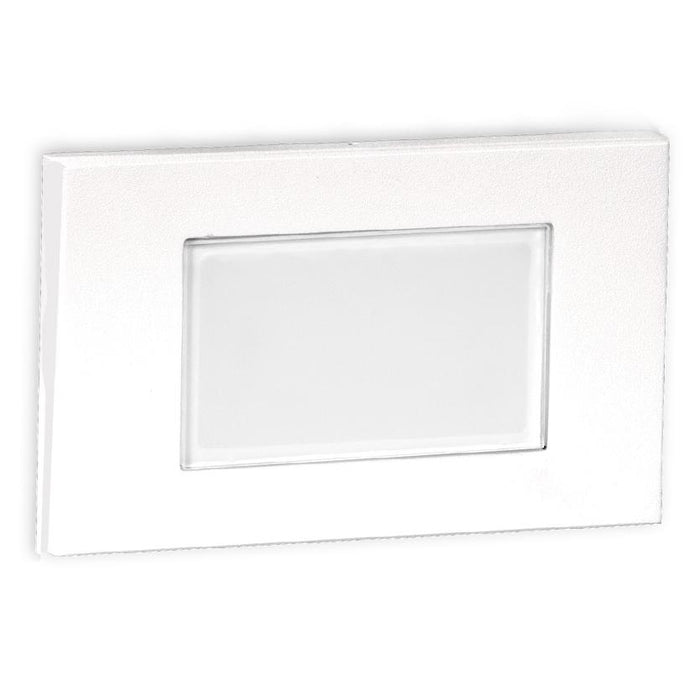 WL-LED130 Step Light - White Finish