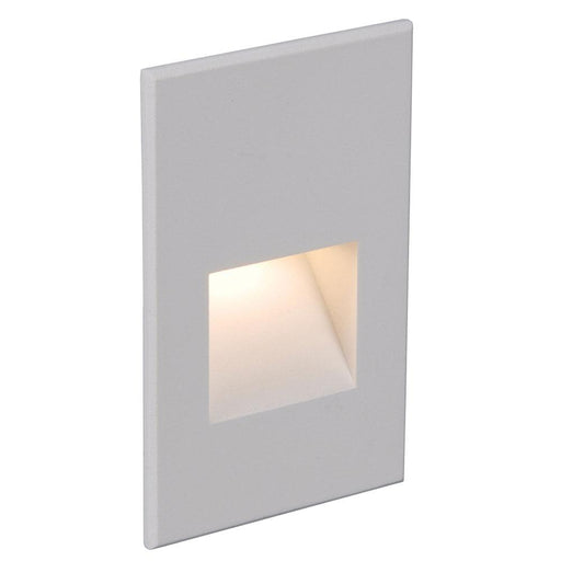 WL-LED201 Step And Wall Light - White Finish