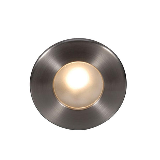 WL-LED310 Step Light - Brushed Nickel Finish