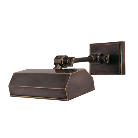 WOODBURY PICTURE LIGHT Old Bronze Small