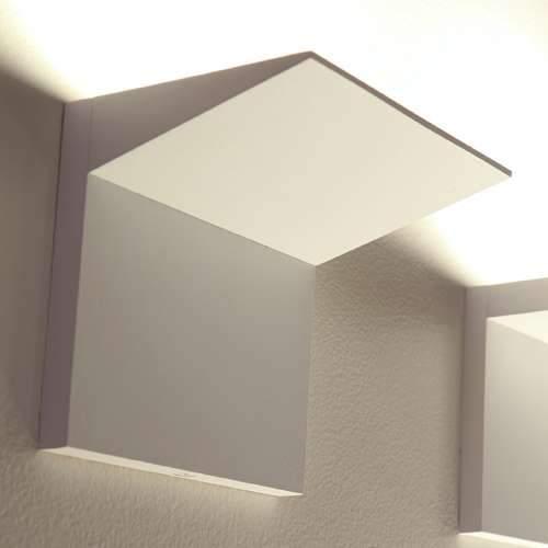 Wedge LED Wall Sconce - Display
