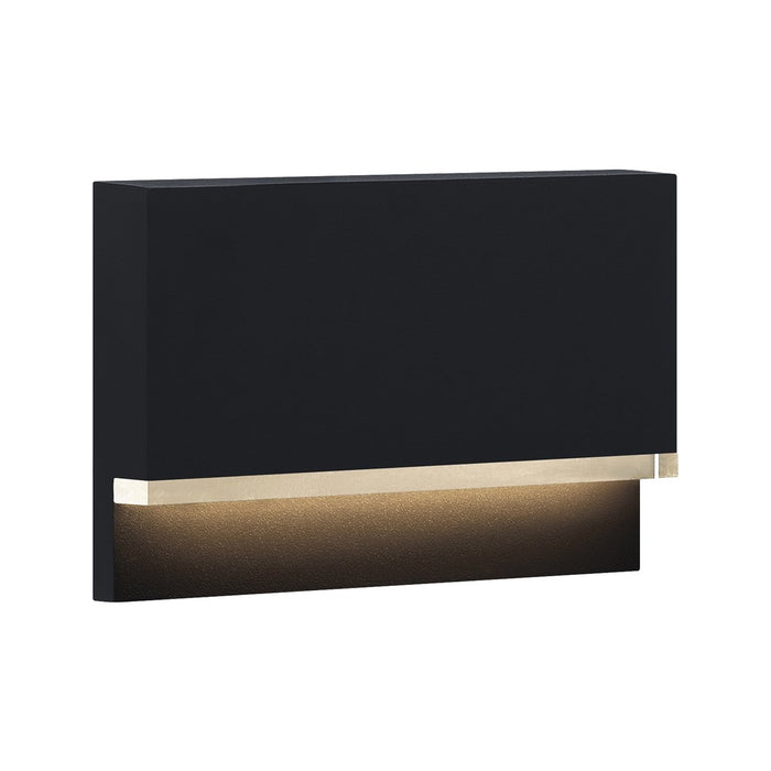 Wend Outdoor Step Light - Black Finish