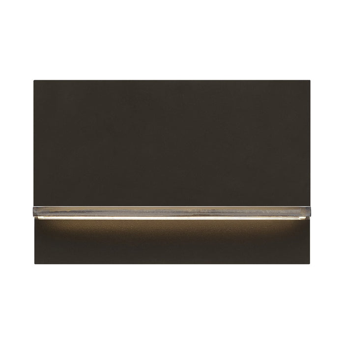 Wend Outdoor Step Light - Bronze Finish