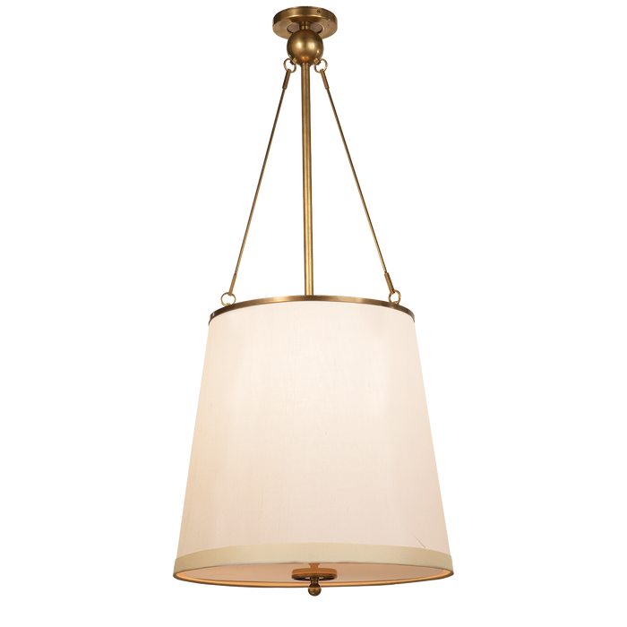 Westport Pendant Soft Brass