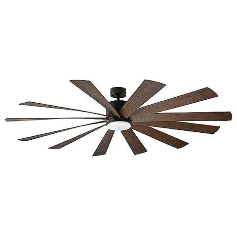 "Windflower 80"" Smart Ceiling Fan - Oil Rubbed Bronze"