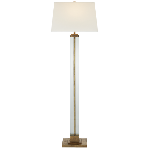 Wright Large Floor Lamp Gild
