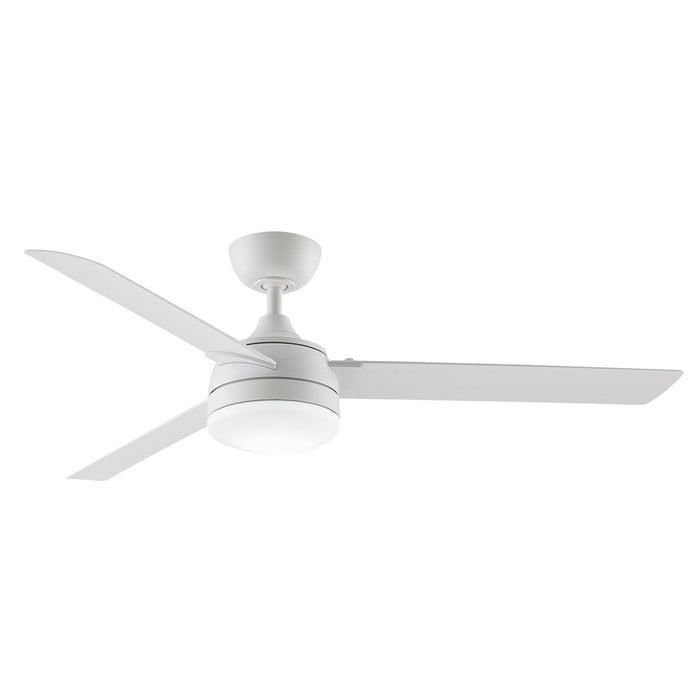 Xeno Indoor/Outdoor Ceiling Fan - Matte White Finish