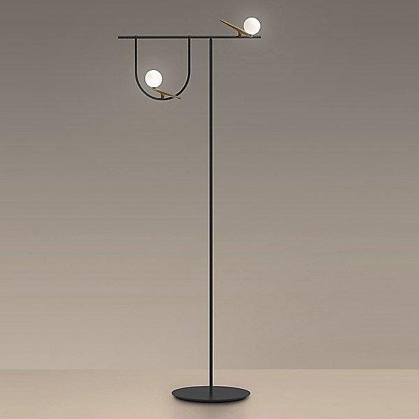 Yanzi LED Floor Lamp