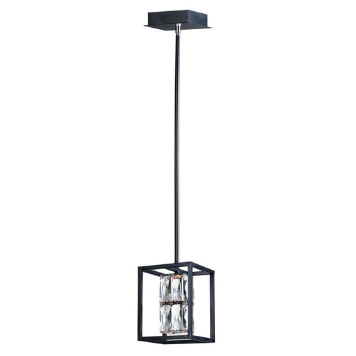 Zephyr LED Pendant - Black