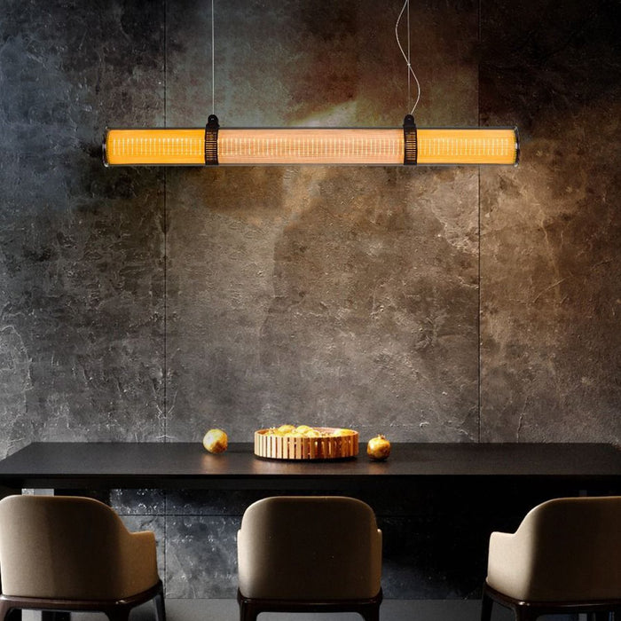 Zhu Linear Suspension - Display