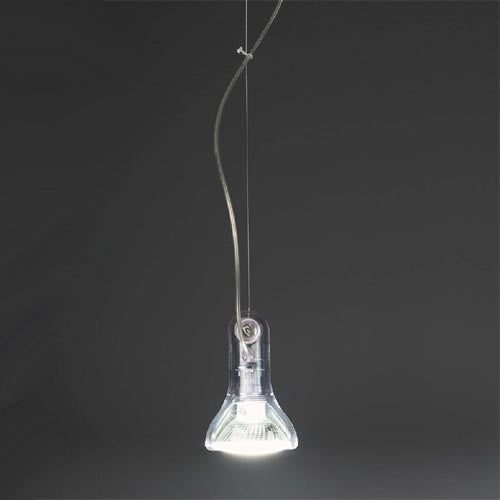 Atlas Pendant - Clear Glass