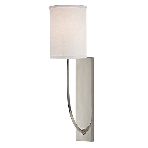 Colton Wall Sconce - Polished Nickel Finish