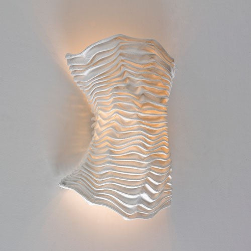 Cors Wall Sconce - White