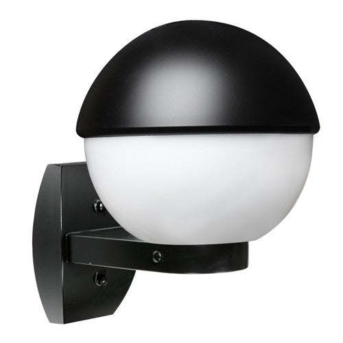 3078 Series Outdoor Wall Sconce - Black Finish