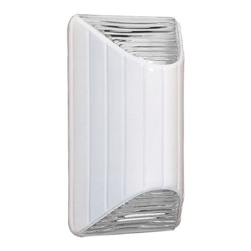 3083 Series Outdoor Wall Sconce - White Finish