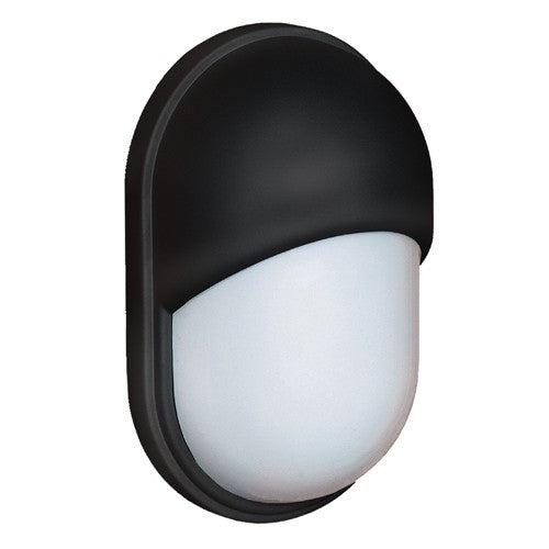 3091 Series Outdoor Wall Sconce - Black Finish