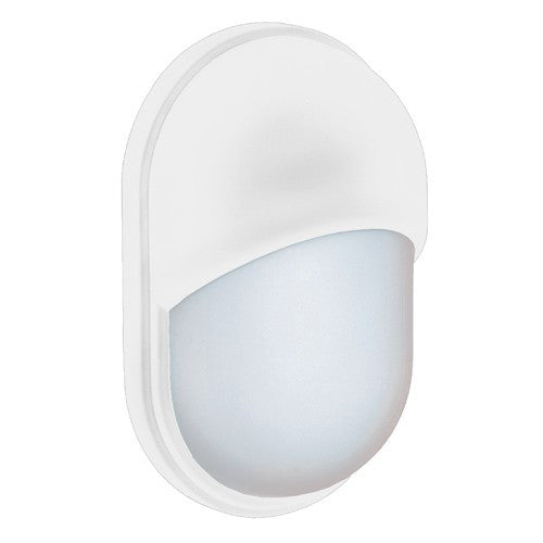 3091 Series Outdoor Wall Sconce - White Finish